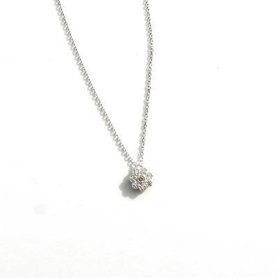 画像3: フィオリ ピンクダイヤモンド  ネックレス