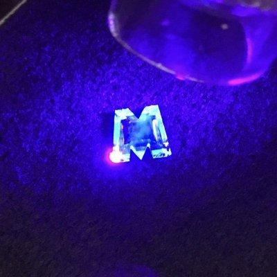 画像3: 裸石 0.328ct D VS2 アルファベット M型