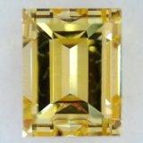 0.573ct Fancy Intense Yellow VS1 中央宝石ソーティング付